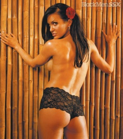Heather Hunter Hip Hop Model